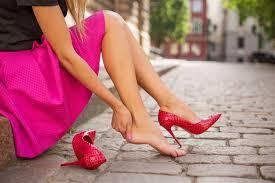 Painful cracked heels can make simple tasks like standing, walking and running very difficult